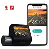 70mai 2K Car Camera 1944p, Smart Dash Cam Pro 2.5K, Sony IMX335 2592x1944, WiFi Dash Camera for Cars, Parking Monitor, 2' LCD Screen, Night Vision, iOS/Android Mobile App WiFi, Voice Control (2021)