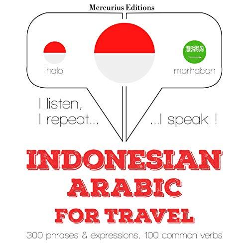 Indonesian – Arabic. For travel cover art
