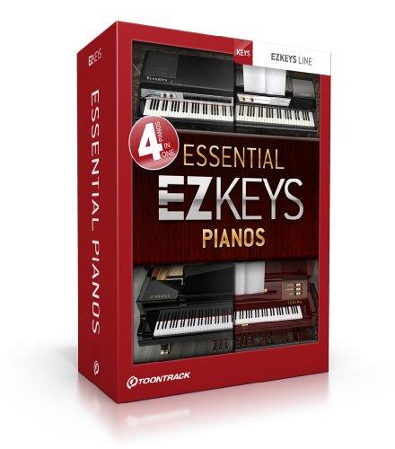 EZkeys Essential Piano Bundle License Code