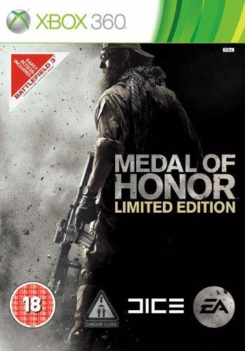 Medal of Honor - Limited Edition (Xbox 360) [importación inglesa]