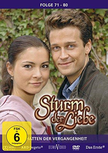 Sturm der Liebe  8 - Folge  71-80: Schatten der Vergangenheit (3 DVDs)