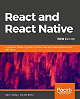 React and React Native, 3rd Edition Front Cover