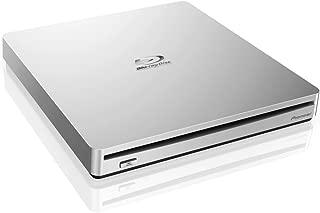 Pioneer(パイオニア) USB3.0対応 BDXL対応 スロットイン型 ポータブルブルーレイドライブ シルバー BDR-XS06J