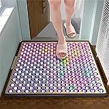 BABIFIS Zapato SolesDisinfecting Tapetes de Piso, Limpieza del hogar Cojines del...