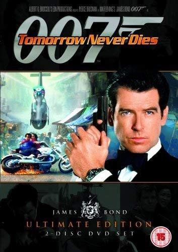 Tomorrow Never Dies [Reino Unido] [DVD]