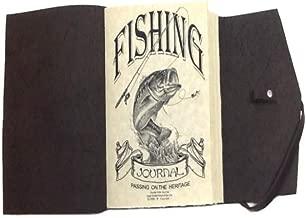 Fishing Field Journal,