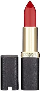 L'Oreal Paris Color Riche Matte Addiction Lipstick - 0.17 oz., Haute Rouge