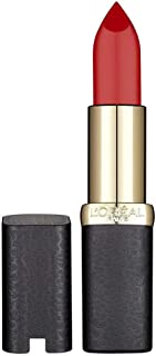 L'Oreal Paris Color Riche Matte Addiction Lipstick - 0.17 oz., Haute Rouge