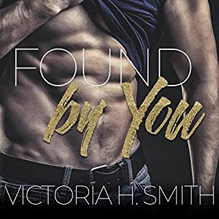 Found by You audiobook cover art