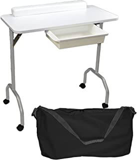 inexpensive manicure tables