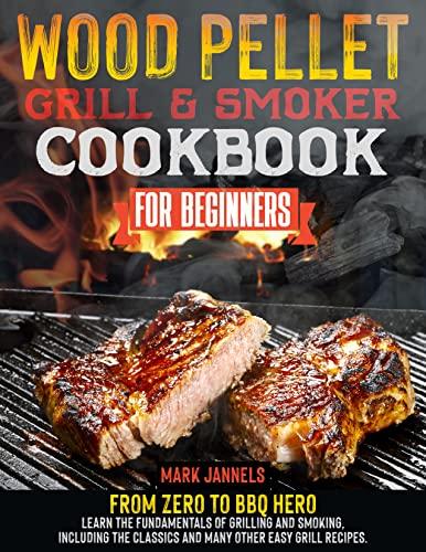 WOOD PELLET GRILL & SMOKER COOKBOOK FOR...
