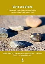 Sand und Steine - Materialien
