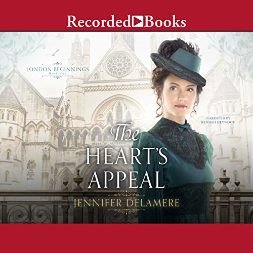 The Heart's Appeal audiobook cover art
