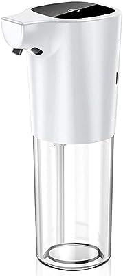 自動 泡 ソープディスペンサー 電池式 275ml IPX4防水 楽しく手洗い ちょうど良い大きさ