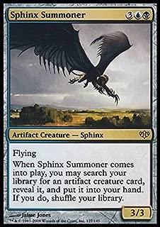 Magic: the Gathering - Sphinx Summoner - Conflux