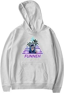 Fu-nneh Hoodies Interesting Kids Teenagers Cool Soft Hoodie Unisex Sweater