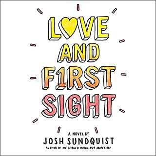 Love and First Sight audiobook cover art