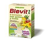 Blevit Plus 8 Cereales, Quinoa y Fruta, 1 unidad 300 gr. A partir de los 6 meses.