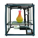 【TRONXY】 X5SA 3Dプリンター 本体 フルDIY組み立てタイプ Corexy構造 3D printer 印刷サイズ330*330*400mm 金属製 大容量 高精度 ABS/PLA/PETG等 工業グレードの安定した印刷