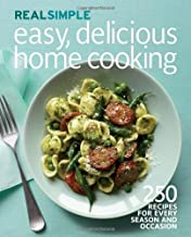 Best real simple easy delicious home cooking Reviews