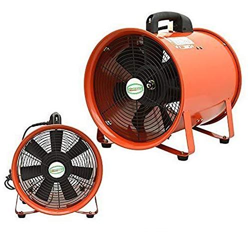 31,5 cm industrie Ventilateur à Tuyaux Tuyau//Ventilateur absauglüfter échappement D/'Air Ventilateur