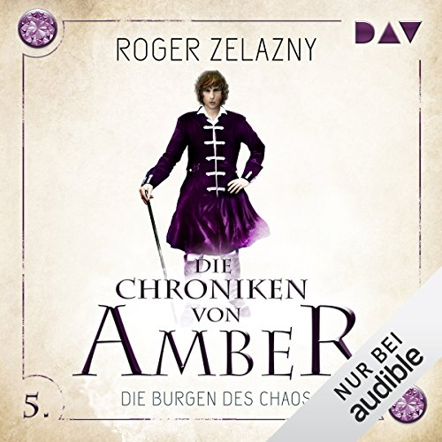 Die Burgen des Chaos audiobook cover art