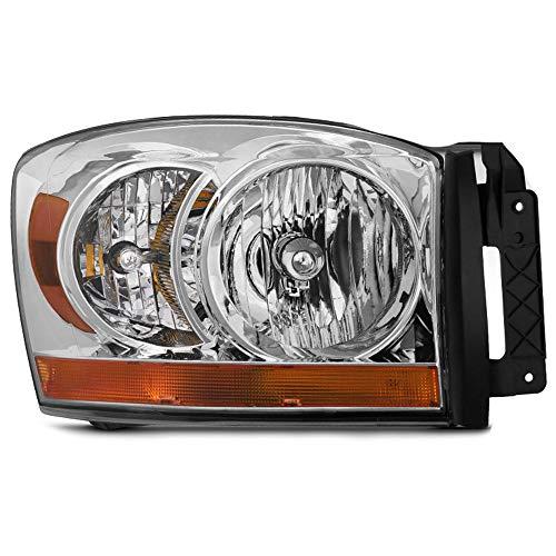 06 dodge ram headlight assembly - 5