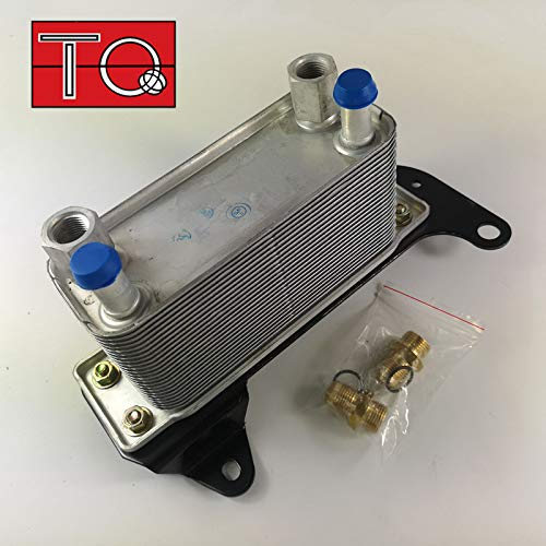 Price comparison product image Heat Exchanger oil cooler for Dodge Ram 2003-2009 OE: 68253200AA / 68004317AA