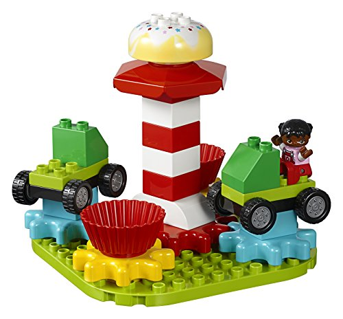 LEGO STEAM Park for creative STEAM play by LEGO Education DUPLO