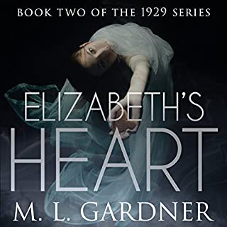 Elizabeth's Heart - Book Two audiobook cover art