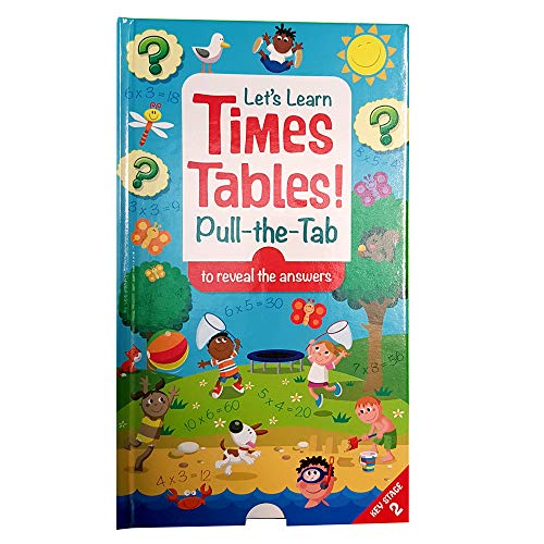 Let's Learn Times Tables Pull the Tab Book