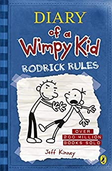 Diary of a Wimpy Kid: Rodrick Rules (Book 2) by [Jeff Kinney]