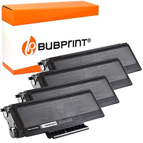 4 Bubprint Toner kompatibel für Brother TN-3170 für DCP-8060 DCP-8065DN HL-5200 HL-5240 HL-5240L HL-5250 HL-5250DN HL-5270 HL-5270DN HL-5280DW MFC-8460N MFC-8860DN MFC-8870DW Schwarz
