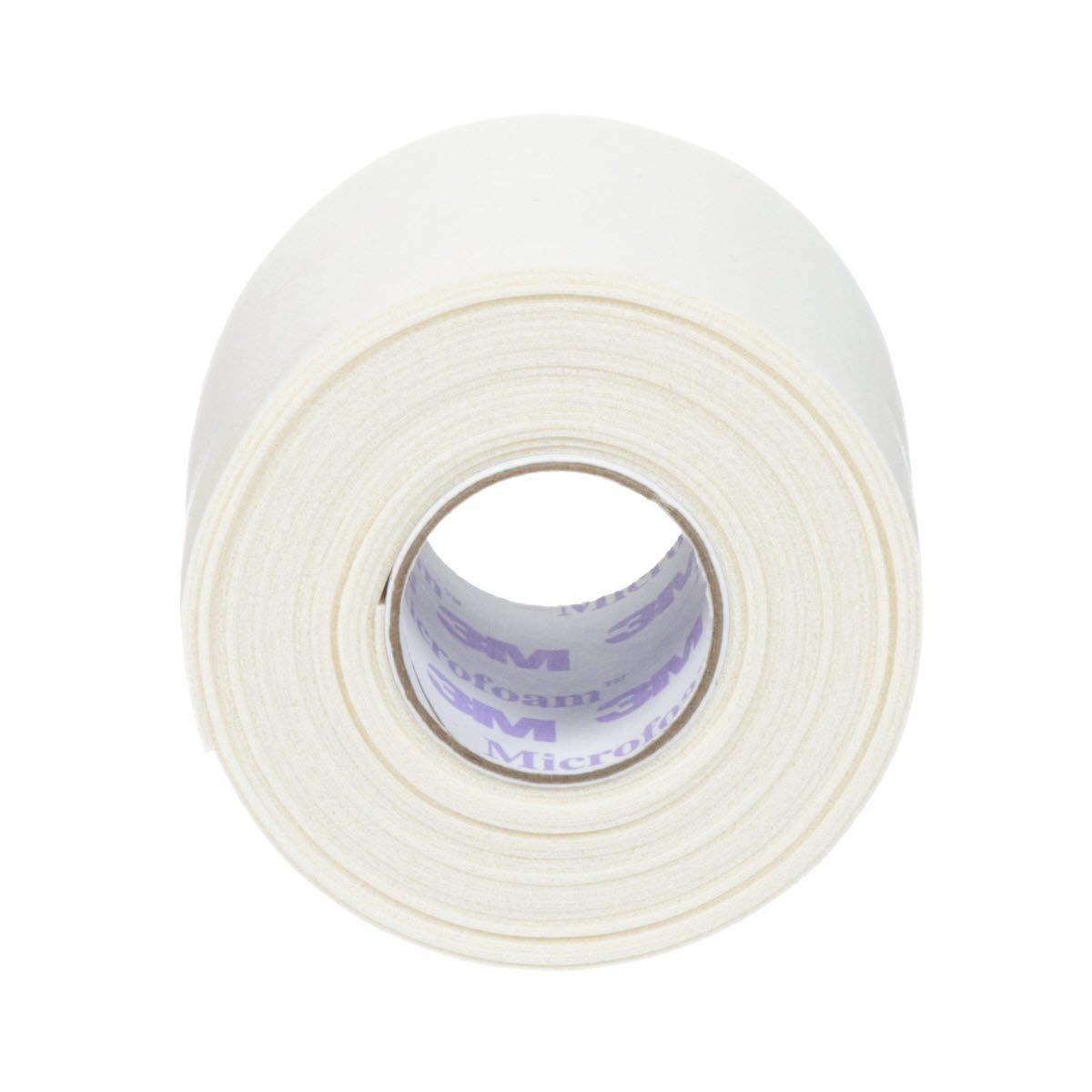 3M Superior Healthcare Microfoam Max 50% OFF Hypoallergenic Surgical Tap Foam Elastic