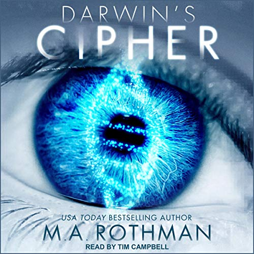 Darwin's Cipher audiobook cover art