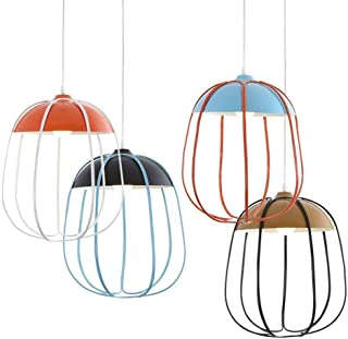 : lampadaire industriel Bleu