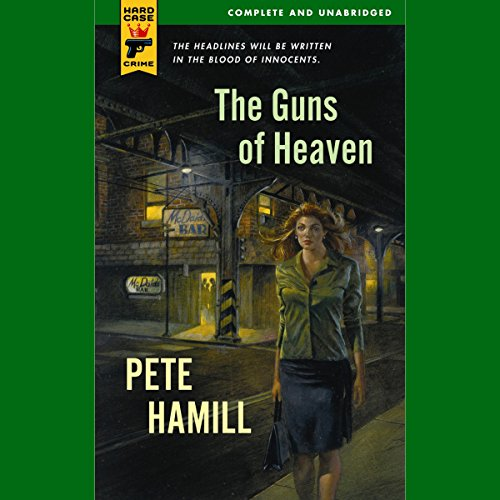 The Guns of Heaven audiobook cover art