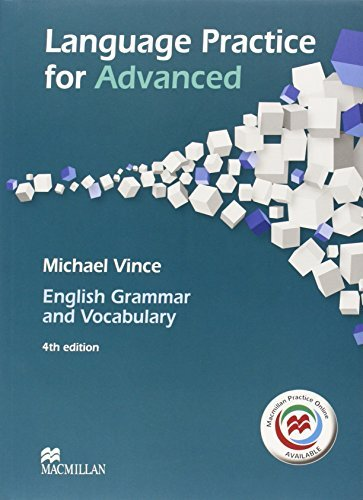 [(Language Practice for Advanced 4th Edition Student's Book and MPO without Key Pack)] [Author: Vince Michael] published on (February, 2014)
