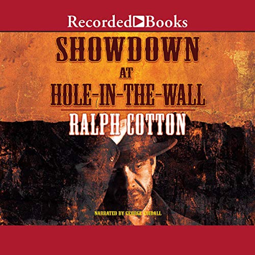 Showdown at Hole in the Wall audiobook cover art