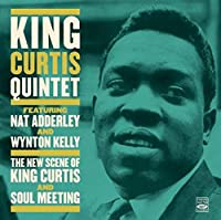 THE NEW SCENE OF KING CURTIS AND SOUL MEETING
