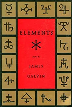 Elements: Poems 155659013X Book Cover
