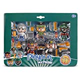 Pinypon Action - Pack de 5 Figuras (Famosa 700014490)