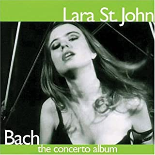bach album cover