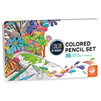 MindWare's Coloured Pencils in a Tin Set of 36