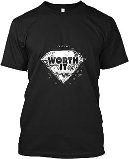 f08a081d91d Worth It-YK Osiris T-Shirt for Men Woman