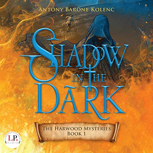The Shadow in the Dark cover art