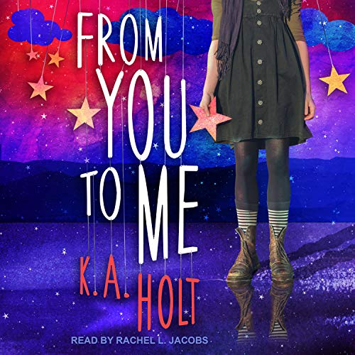 From You to Me Audiobook By K.A. Holt cover art