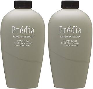 【套装】Kose Predia 芬高 护发膜 n 替换装 640克 2个装