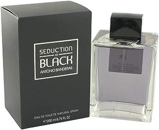 Antonio Banderas Black Seduction For Men Eau de Toilette, 200 ml
