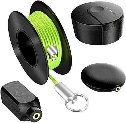 Enhebrador magnético Alambre Mag Puller Cable de alambre Dispositivo de funcionamiento magnético Sistema de tracción de alambre,Extractor de alambre magnético Herramientas de pesca de cable